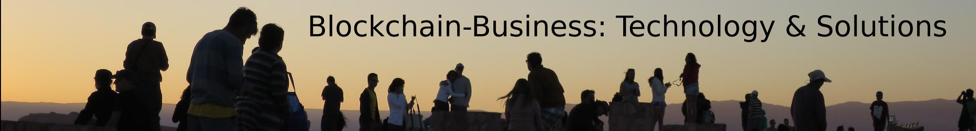 Blockchain – Anwendungen für das Business
